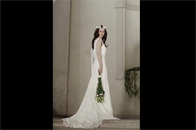 100% authentic 6ebb4 f4d41 Alberta FERRETTI abiti da sposa, collezione Forever 2014