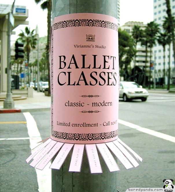 Simpatiche lezioni di danza classica!