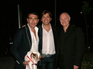 Foto Michele Miglionico, Anton Giulio Grande, Roberto Guarducci mod