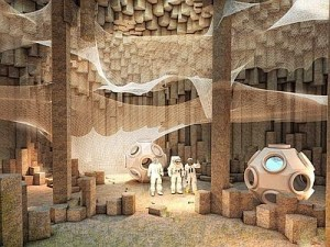 Could We Live In Underground Caves on Mars?