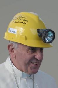 Pope Francis in Cagliari