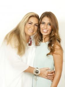 LBC e Romina Power