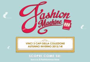 Concorso-online-Kocca-Fashion-Machine