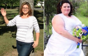Home workout videos help iReporter lose 200 pounds