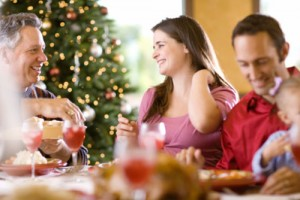 Famiglia-pranzo-di-Natale