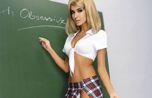 studentessa-sexy-Riflessione-maliziosa.