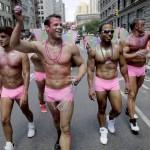 NYC Gay Pride Parade