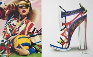 Talento scarpa