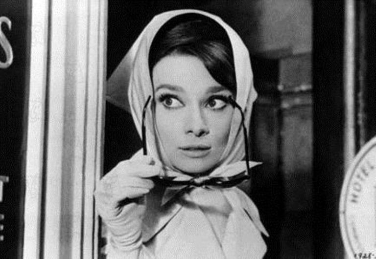 Charade1963Réal. : Stanley DonenAudrey Hepburn