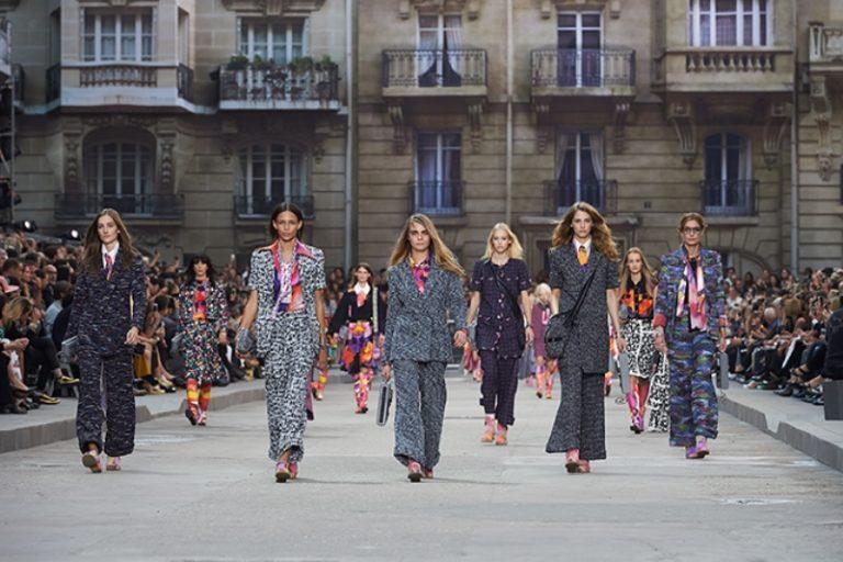 Chanel collezione Prêt-à-Porter Primavera-Estate 2015