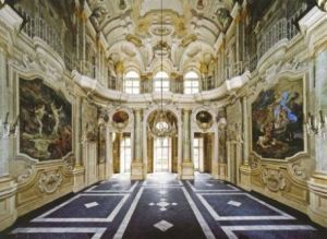 interno di Palazzo Madama