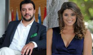 Matteo-Salvini-ha-un-flirt-con-Elisa-Isoardi