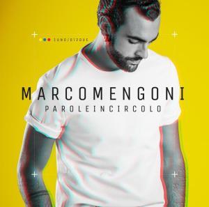 Marco Mengoni per la presentazione del nuovo album 'Parole in circolo'