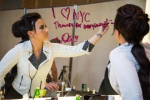 Demi Lovato NYC