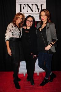 Tina Vannini Barbara Molinario e Giada Curti FNM fashion news magazine Il margutta vegetariano (42)