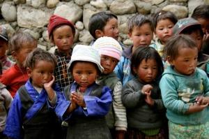 bambini-nepalesi
