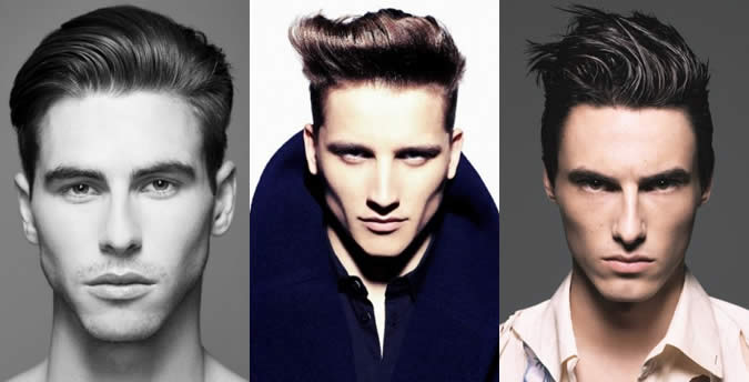 Hairstyles For Men According To Face Shape Online: Hair-style Uomo, Guida Al Taglio Giusto, Ad Ogni Forma Del
