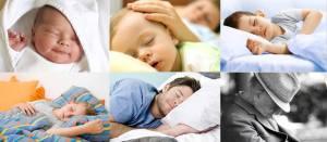 età sonno