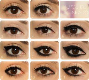 eyeliner_beauty_eyeliner_styles_for_eye_shape_pinterest