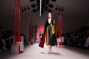 Sfilata Eudon Choi  London Fashion Week 2015
