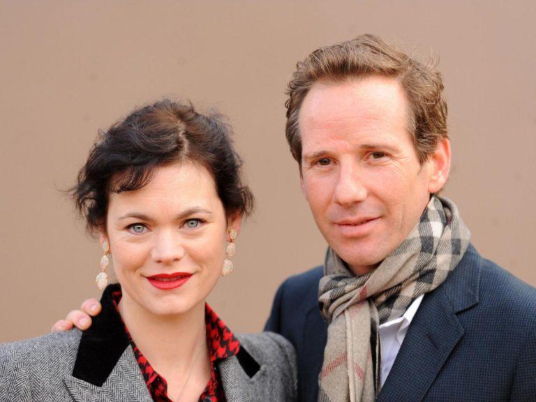 La Presse/PA- Jasmine Guinness and Gawain Rainey