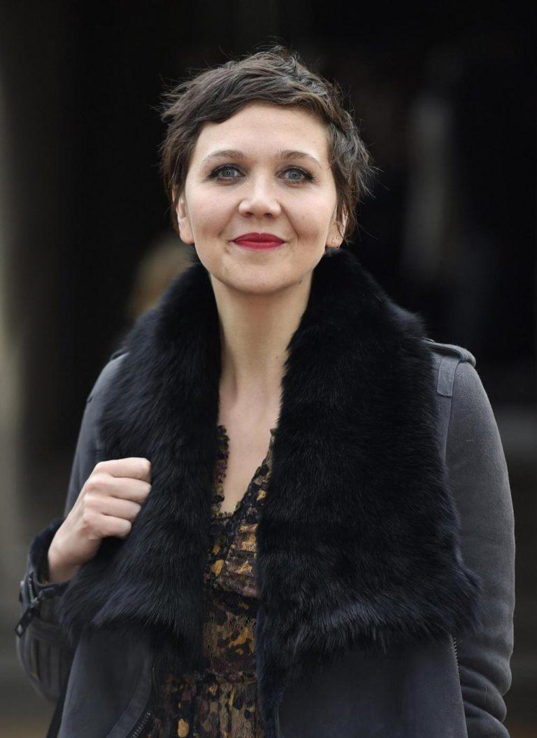 La Presse/Reuters- l'attrice Maggie Gyllenhaal
