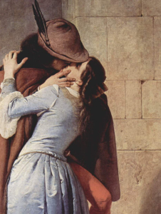 Il bacio - Francesco Hayez-