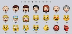 emoticons numerate 4