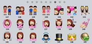 emoticons numerate 7