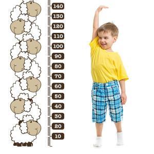 pecore-di-vinile-decorativo-metro-statura-bambini