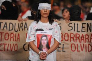La Presse/ Xinhua Manifestazione in Cile