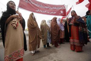 La Presse/Reuters Peshawar, Pakistan