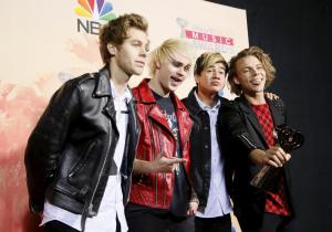 La Presse/ Reuters - 5 seconds of summer-