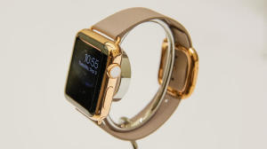 Apple Watch in oro