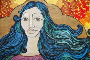 Alice Mizrahi murales