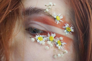 makeup floreale