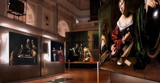 Parigi apre il museo dedicato a yves saint laurent for Caravaggio a milano