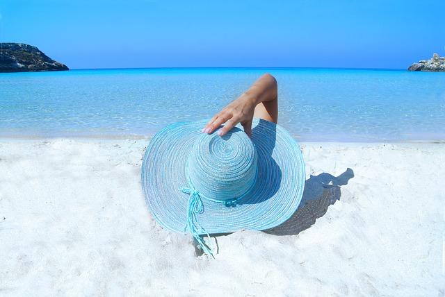 cappello spiaggia
